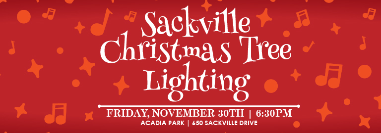 Sackville Christmas Tree Lighting