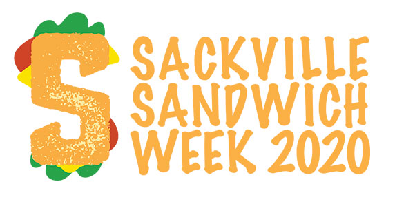 Sackville Sandwich Week 2020 logo