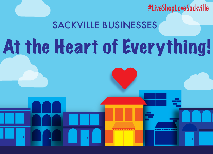 Live Shop Love Sackville