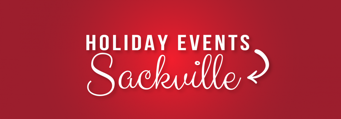 Holiday Events Sackville