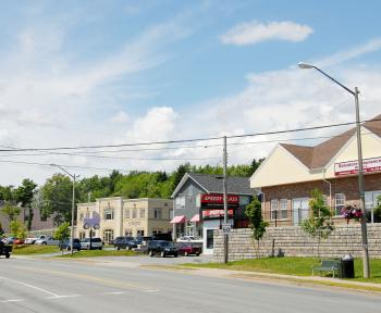 Shops in Sackville