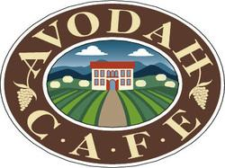 Avodah Cafe & Ice Cream Hut Logo