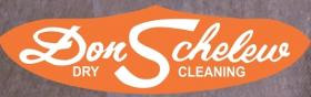 Don Schelew Dry Cleaning Logo