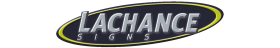 LaChance Signs Logo