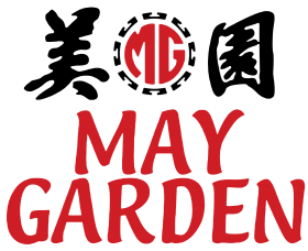 May Garden Chinese Restaurant Logo