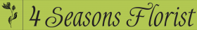 4 Seasons Florist logo