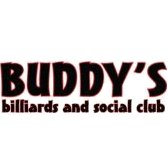 Buddy's Pool Hall Logo