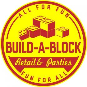 Build-A-Block Retail & Parties logo