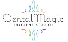 Dental Magic Hygiene Studio Logo