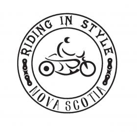 Riding in Style Leather logo