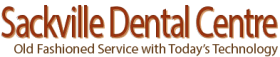 Sackville Dental Centre logo