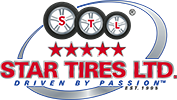 Star Tires Ltd. logo