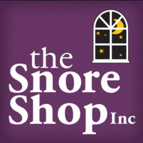 The Snore Shop logo