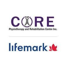 Lifemark CORE Physiotherapy Rehabilitation Centre logo