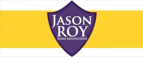 Jason Roy Home Renovations Logo