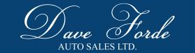 Dave Forde Auto Sales Logo