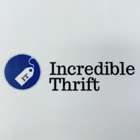 Incredible Thrift logo